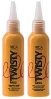 Rica Naturica Набор средств для  завивки окрашенных волос (состав+фиксатор) - купить, цена со скидкой