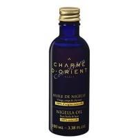 Charme d'Orient Huile de Nigelle (Масло черного тмина) - купить, цена со скидкой