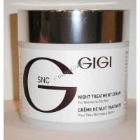 GIGI Snc night treatment cream (Крем питательный), 250 мл - купить, цена со скидкой
