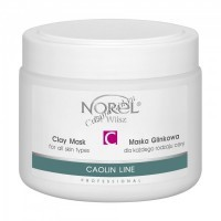 Norel Dr. Wilsz Clay mask for all skin types (Глиняная маска для всех типов кожи), 290 мл - купить, цена со скидкой