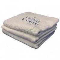 Charme d'Orient Oshiboris 30х80 см 100% coton (Ошибори (полотенце для лица) 30 на 80 см, 100% хлопок) - купить, цена со скидкой