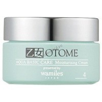 Otome Aqua Basic Care moisturising cream (Крем для лица увлажняющий), 40 гр - купить, цена со скидкой