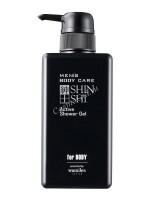 Men's Body Care Active Shower Gel 'Shinshi' (Гель для душа мужской тонизирующий), 500 мл -