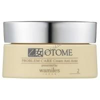 Otome Problem Care cream anti acne (Крем для проблемной кожи лица), 30 гр -