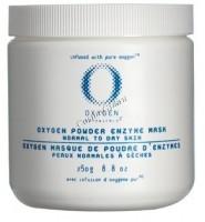 Oxygen botanicals Oxygen powder enzyme mask normal  dry skin (Кислородная энзимная маска-порошок для нормальной и сухой кожи), 250 гр - купить, цена со скидкой