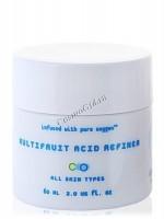 Oxygen botanicals  Multi - fruit acid refiner cream (Крем с мультифруктовыми кислотами) - купить, цена со скидкой
