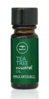 Paul Mitchell Tea tree oil (Чистое эфирное масло чайного дерева для мужчин), 10 мл. - купить, цена со скидкой