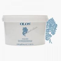 Olos Dermo reducing marine body powder (Порошок из морских водорослей для уменьшения жировых отложений ), 2200 мл.  - купить, цена со скидкой