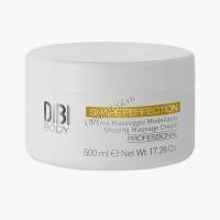 Dibi Shaping massage cream (Моделирующий массажный крем для тела ), 500 мл. - купить, цена со скидкой