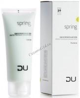 DU Cosmetics SPF 30 Aloe Vera (Гель для жирной кожи SPF 30 с алоэ вера), 100 мл -