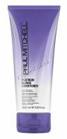 Paul Mitchell Platinum Blonde conditioner (Оттеночный кондиционер для осветленных волос) - купить, цена со скидкой