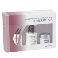 Pevonia Power repair (Набор для интенсивного восстановления кожи), 3 средства - купить, цена со скидкой