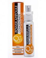 Power Ampoulle Concentrate Hyaluronic Acid +Q10 Сыворотка - концентрат увлажняющего и регенерирующего действия, 35мл - купить, цена со скидкой