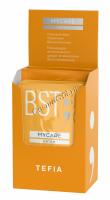 "Tefia Mycare Salon Intensive Hair Treatment Reconstruction (Процедура интенсивного ухода за волосами ""Восстановление""), 5 x 10 мл; 5 x 20 мл - купить, цена со скидкой"