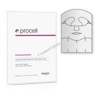 """MedSkin Solutions Procell skin zone complete (Коллагеновая маска для лица, передней и боковых зон шеи """"Заполнение морщин"""") - купить, цена со скидкой"""