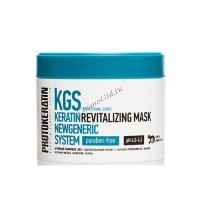 Protokeratin (Маска-бальзам для ухода за волосами и проблемной кожей головы) -