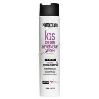 Protokeratin Nordic Blonde Bonding Shampoo (Шампунь-бондинг интенсивный сине-фиолетовый для блондированных волос) -