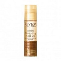 REVLON professional  Масло пит. защит. для блеска волос Hydra Nourishing Gold Oil 30 мл - купить, цена со скидкой