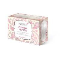 Teana /  Натуральное мыло для жирной и проблемной кожи лица и тела с эфирным маслом розмарина /«Розовая мечта», 100 гр - купить, цена со скидкой