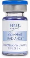 Obagi Professional peel kit «Radiance» (Профессиональный голубой пилинг серии  из серии «Radiance»), 8 мл. - купить, цена со скидкой