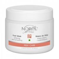 Norel Dr. Wilsz Pedi Care Softening and smoothing foot mask (Смягчающая маска для ног), 500 мл - купить, цена со скидкой