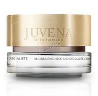 Juvena Skin specialists regenerating neck & decollete cream (регенерирующий крем для шеи и декольте), 50 мл. - купить, цена со скидкой