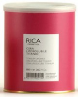 Rica - Воск розовый, банка 800 мл   - купить, цена со скидкой