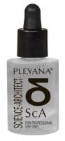 Pleyana Science-Arhitect δ-ScA (Пептидный концентрат-комплекс ремоделирующий δ-ScA для совершенствования кожи шеи и зоны декольте), 10 мл - купить, цена со скидкой