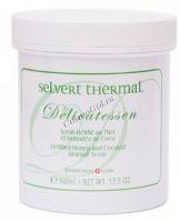Selvert Thermal Gellified Honey & Coconut Granule Scrub (Гель-скраб с медом и гранулами кокоса для лица и тела), 500мл - купить, цена со скидкой
