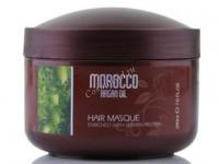 Morocco Argan Oil (Восстанавливающая маска с маслом арганы и аминокислотами кератина), 200 мл - купить, цена со скидкой