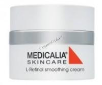 Medicalia Medi-Refine - Face & Body L-retinol smoothing cream  (Крем разглаживающий с L-ретинолом и молочной кислотой), 50 мл  -