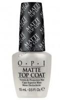 OPI MatteTop Coat (Закрепитель матовый), 15 мл - купить, цена со скидкой