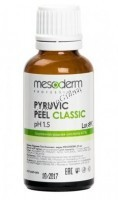 Mesoderm Пирувик Пил Классик (Пировиноградная кислота 40%, Ph1,5), 25 мл - купить, цена со скидкой