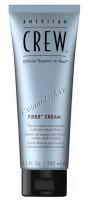 American Crew Fiber Cream AC (Крем средней фиксации с натуральным блеском), 100 мл - купить, цена со скидкой