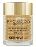 Keenwell Evolution Sphere Hydro-Antioxidant Multifunctional Eye Care (Увлажняющий антиоксидантный мультифункциональный комплекс для контура глаз), 15 мл - купить, цена со скидкой