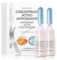 Keenwell  Oxidance Concentrado Activo Antioxidante (Активный антиоксидантный концентрат), 2 ампулы по 4  мл - купить, цена со скидкой