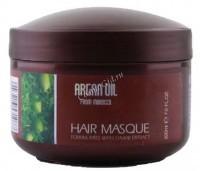 Morocco Argan Oil Caviar extract (Питательная увлажняющая маска с маслом арганы и экстрактом икры), 200 мл -
