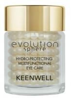 Keenwell Evolution Sphere Hydro-Protecting Multifunctional Eye Care (Увлажняющий защитный мультифункциональный комплекс для контура глаз), 15 мл - купить, цена со скидкой