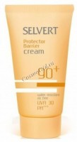 Selvert Thermal Protector Barrier Cream SPF 90+ (Солнцезащитный крем SPF 90+ для лица) 50 мл -