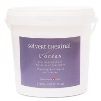 Selvert Thermal Enveloppement aux Alginates et Diatomées (Альгинатное обертывание),1300 мл - купить, цена со скидкой