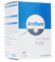 Jaldes Arbum (Арбум-лечение акне, жирности кожи, гиперсебореи), 60 табл. - купить, цена со скидкой