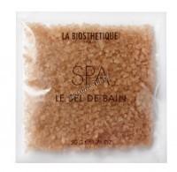 La Biosthetique Spa Le Sel de Bain (Соль морская для расслабляющей ванны), 50 гр. - купить, цена со скидкой