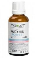 Mesoderm Мульти Пил Актив 5 (АНА кислоты, 40%), 30 мл - купить, цена со скидкой