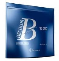 Framesi Decolor B No Dust (Пудра осветляющая), 500 гр - купить, цена со скидкой