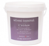 Selvert Thermal Enveloppement-Gel aux Algues de Bretagne (Гелевое обертывание на основе водорослей Бретани), 1300мл - купить, цена со скидкой