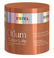 Estel De Luxe Otium Color Life Mask (Маска-коктейль для окрашенных волос), 300 мл - купить, цена со скидкой