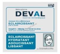 Deval Masque (Маска осветляющая и выравнивающая цвет кожи), 15 мл - купить, цена со скидкой