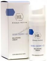 Holy Land Sebo derm balancing cream (Себорегулирующий балансирующий крем), 50 мл - купить, цена со скидкой