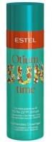 Estel Delux Otium Sun Time Time Gel (Охлаждающий гель для душа), 200 мл - купить, цена со скидкой