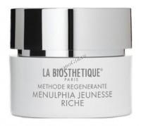 La Biosthetique Menulphia Jeunesse Riche (Насыщенный регенерирующий крем интенсивного действия для сухой и очень сухой кожи), 50 мл - купить, цена со скидкой